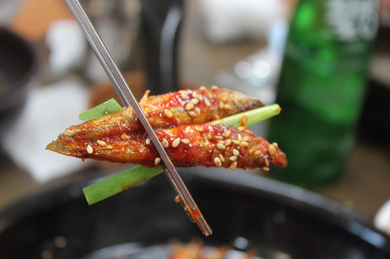 Koreanische Diät