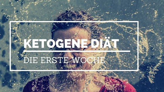 Die ketogene Diät und die Anfangssymptome
