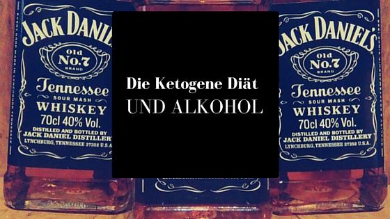 Eine ketogene Diät und Alkohol: Passt das?